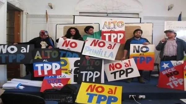 Chile Mejor sin TLC: Razones fundamentadas para rechazar el TPP11, especialmente sobre derechos y leyes laborales