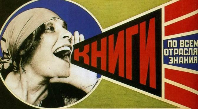 Ródchenko el arte y la revolución