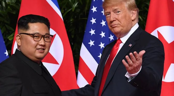 Colapsan las negociaciones de Trump con la indomable Norcorea