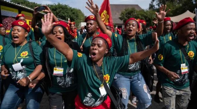 Sudáfrica: nace el Partido Obrero Socialista Revolucionario