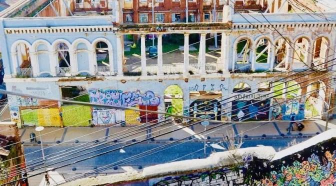 Valparaíso: Palacio Subercaseaux, la opinión de un vecino