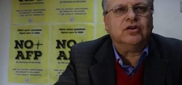 Patricio Guzmán: TPP y sistema de AFP