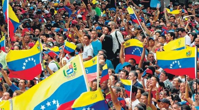 Venezuela: aplastar al golpismo con la movilización de los trabajadores