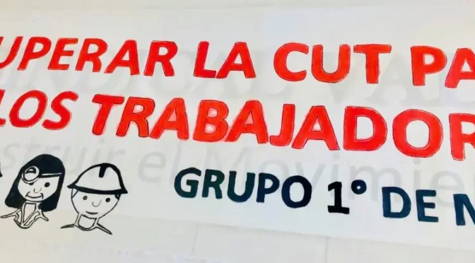 Nace el Grupo 1º de Mayo: 1º de mayo de los trabajadores