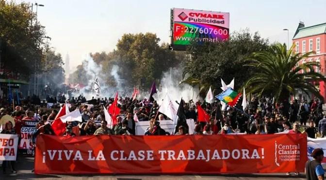 Del multitudinario 1° de mayo clasista a la lucha por nuestros derechos