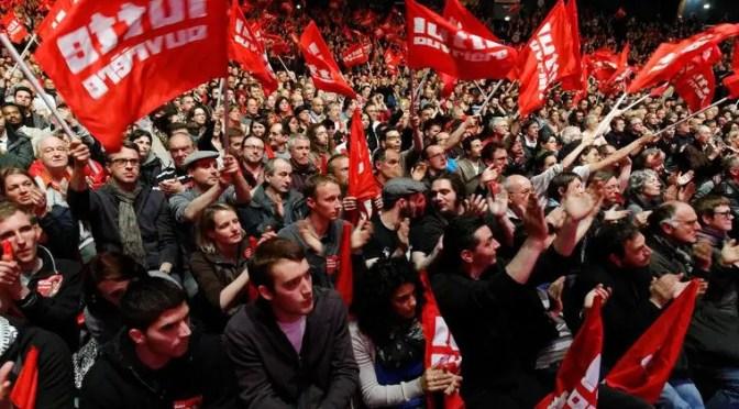 Francia: la quiebra de la campaña electoral europea de Lutte ouvrière