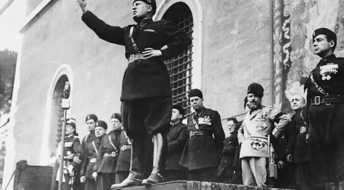 Camilo Berneri: El fascismo, la masa, los jefes