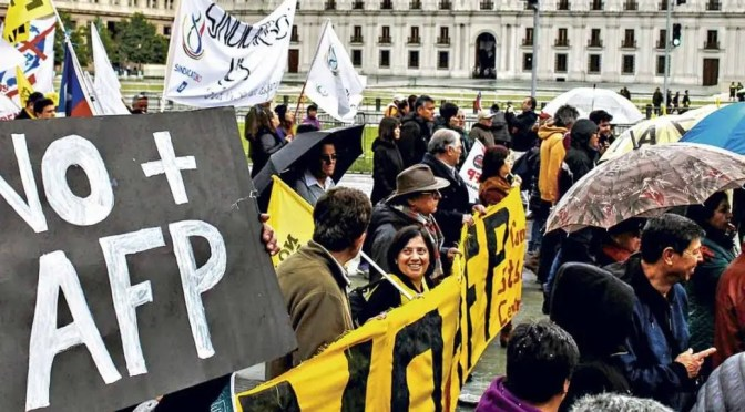 Reforma al Sistema de Pensiones del gobierno de Piñera: el fracaso de las AFP y las cuentas individuales