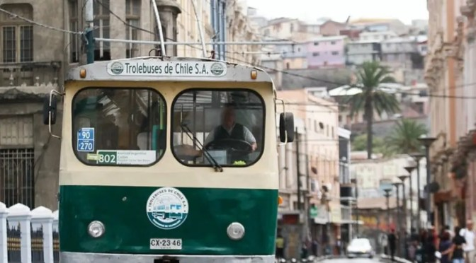 La depresión de Valparaíso y Frei Ruiz Tagle