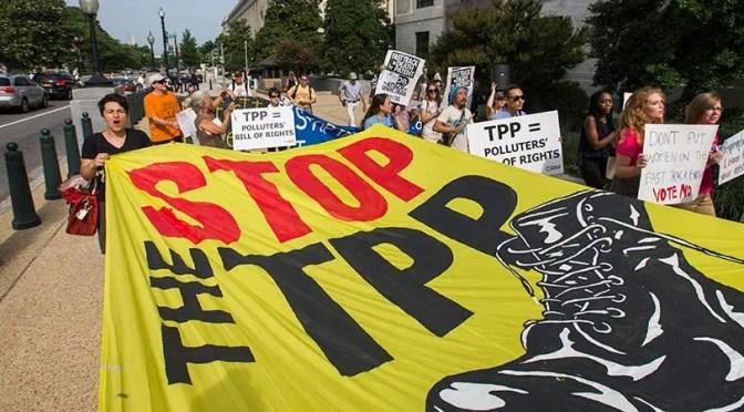 El TPP-11 y sus siete mentiras: de democracia protegida a corporaciones protegidas