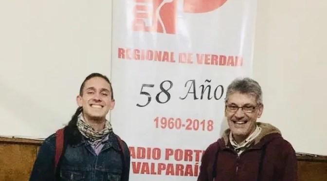 Valparaíso sacudido por la lucha por la educación, crece el activismo de izquierda