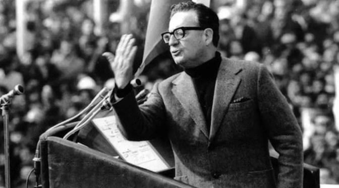 ¿Qué pasó con el sueño de Allende?