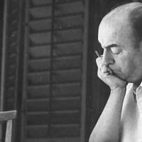 """Poema de Neruda: """"Farewell"""""""