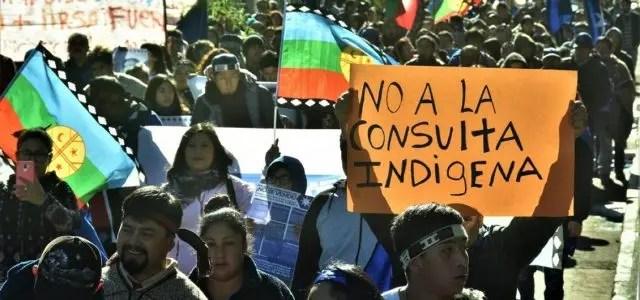 La Consulta Indígena es otro fraude que Piñera quiere imponer