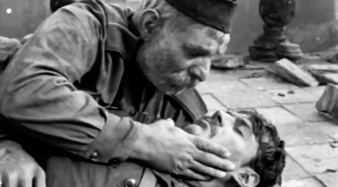 Cine soviético: «El padre del soldado»