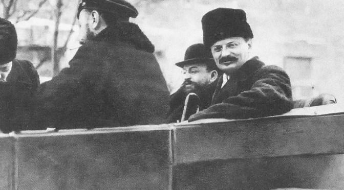 León Trotsky: ¿Qué es y a dónde va la URSS?