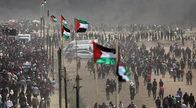Colonización de Palestina: un brutal juego de palabras