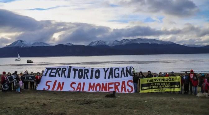 Pueblo yagán inicia recuperación de su espacio marítimo costero en la Patagonia