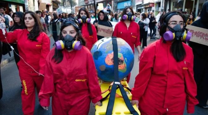 Carabineros de Valparaíso secuestra y tortura a activista ambiental