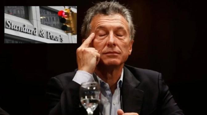 Argentina en las vísperas de la cesación de pagos (deafult)