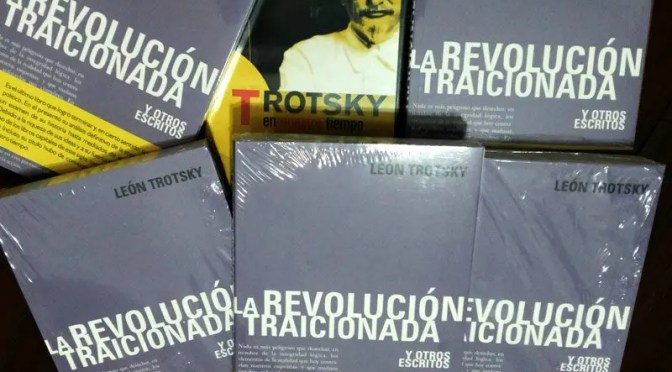 """Sobre un texto de Leon Trotsky: La revolución y la cultura en """"La revolución traicionada"""""""
