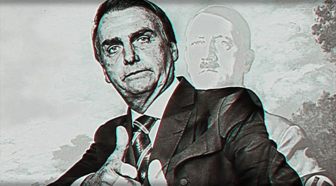 Limpiar la basura fascista