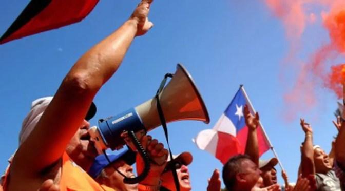 Unión Portuaria llama a Huelga General