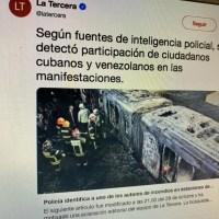 """Lo denuncia su propio Sindicato: """"La Tercera miente"""""""