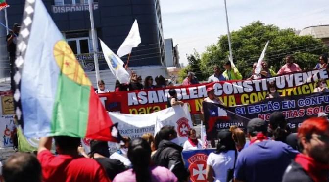 Mesa Social de Valparaíso: ¡El pueblo no ataca al pueblo!