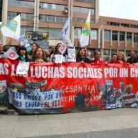 Valparaíso: acuerdos de Mesa Social para preparar la Huelga General del 12 de noviembre