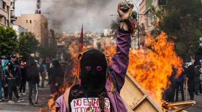 Las marchas que cambiarán la historia de Chile