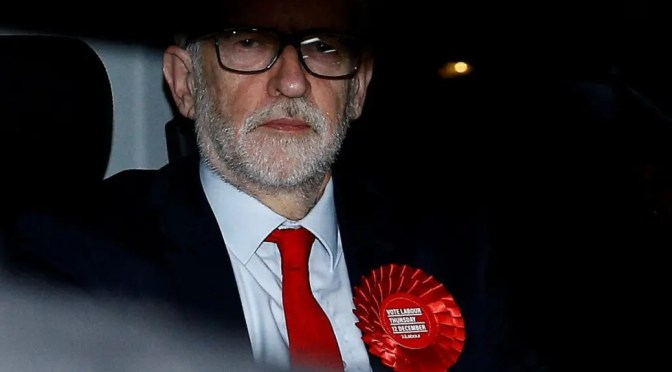 Gran Bretaña: balance de las elecciones, no lamentarse sino organizarse