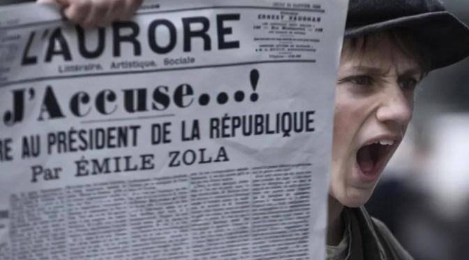 J'accuse (Un Oficial y un Espía): La obra maestra de Polanski sobre el caso Dreyfus