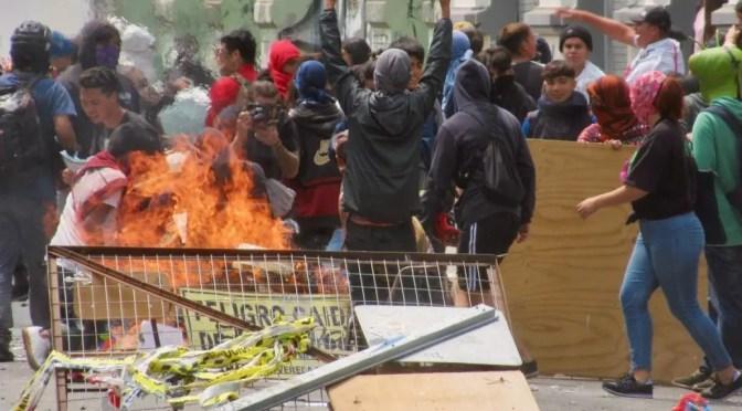 Secundarios vuelven a la carga con masivo boicot a la PSU