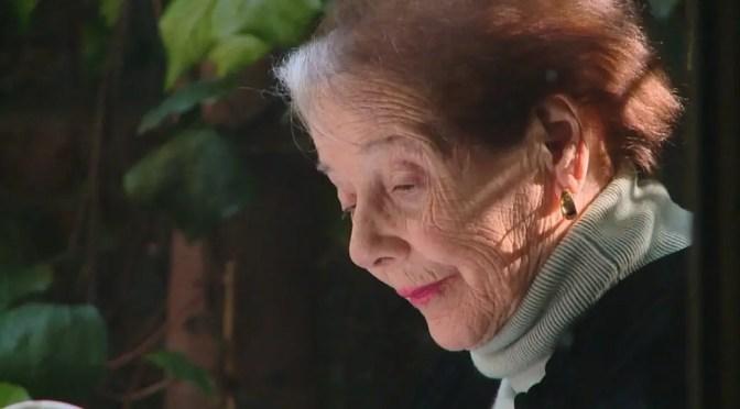 A los 99 años fallece la escritora Mónica Echeverría: ¡Hasta siempre, compañera!