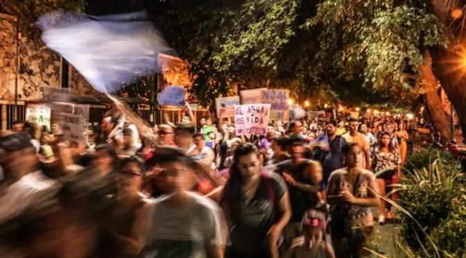 Argentina: movilizaciones de Mendoza y Chubut derrotan políticas mineras de depredación