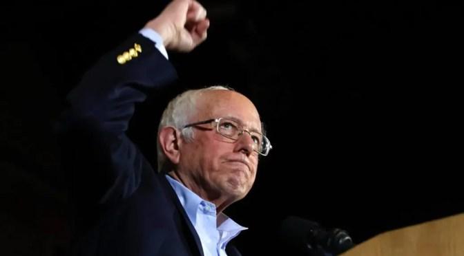 EEUU: aplastante victoria de Bernie Sanders en Nevada