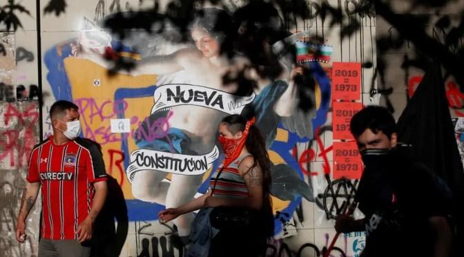 A la izquierda del acuerdo del 15 de noviembre: la ruta constituyente de organizaciones sociales y territoriales