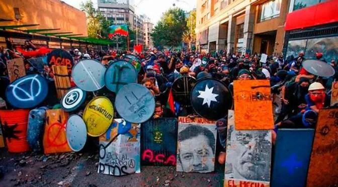 ¡Viva la Primera Línea!: en marzo a profundizar el levantamiento para acabar con el régimen