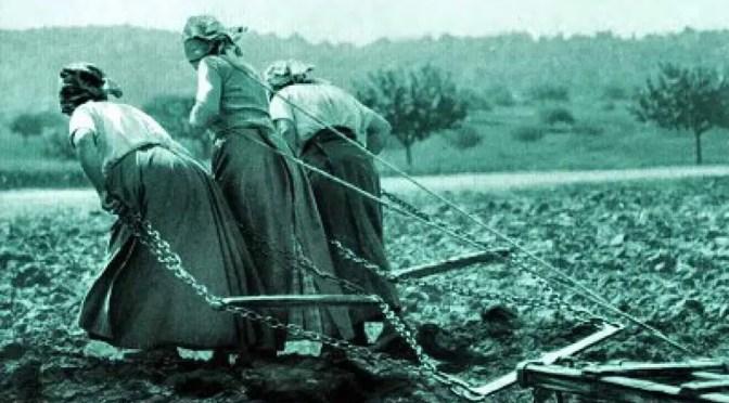 La liberación de la mujer y la lucha contra el capitalismo