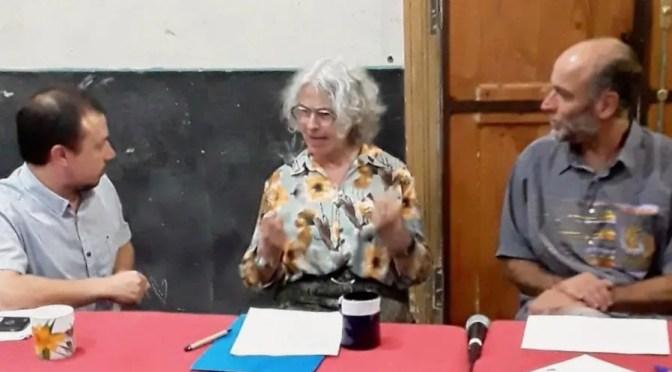 Debate en CºCordillera: ¿Aprobar, anular o abstenerse?