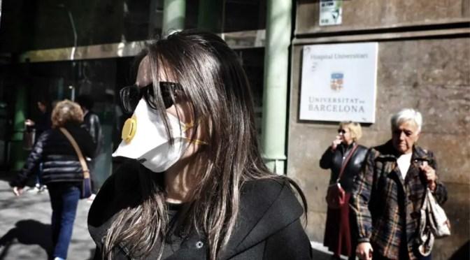 El coronavirus no es responsable de la crisis bursátil mundial