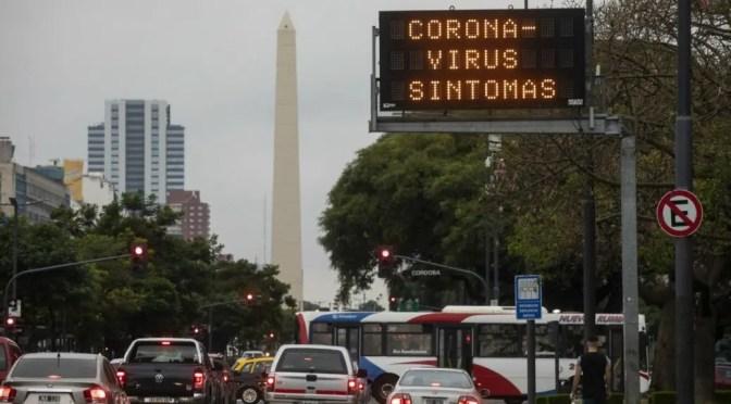 Coronavirus en Argentina: la incompatibilidad del sistema capitalista con la salud y la vida de los trabajadores