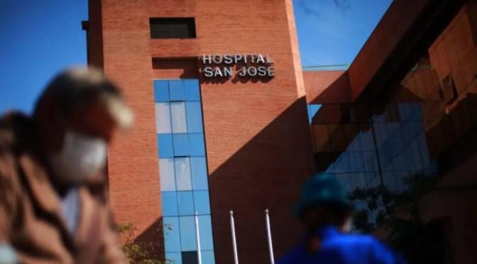La crisis sanitaria y la lucha de los trabajadores del Hospital San José