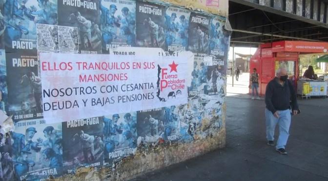 A dos meses de cuarentena: ¡Pan, trabajo, justicia y libertad!!
