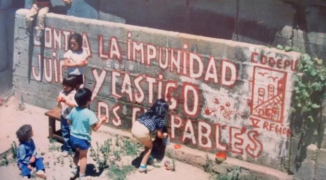 Historia de CODEPU: un manifiesto por los derechos del pueblo