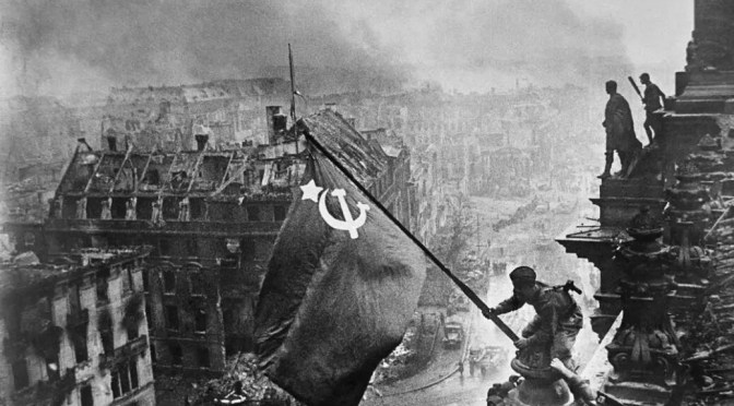 75º Aniversario: El fin de la II Guerra Mundial y sus consecuencias (Ernest Mandel)