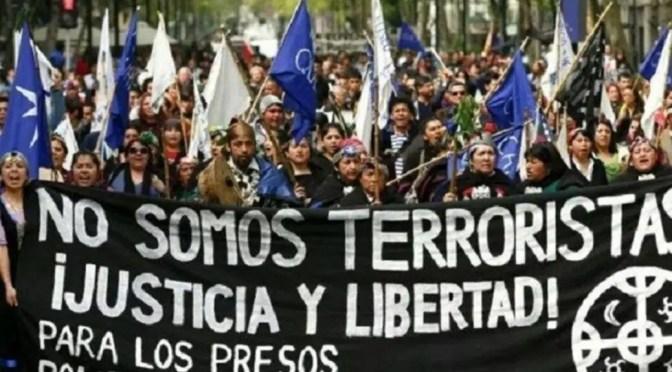 Se inicia huelga de hambre de los presos políticos mapuche