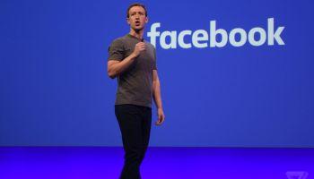 Mark Zuckerberg. Foto: The Verge