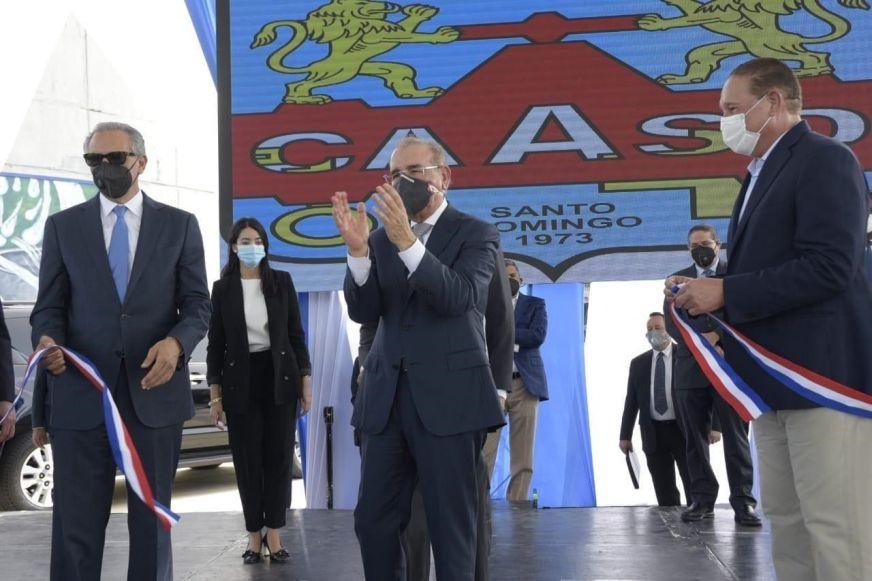 Presidente Medina inaugura moderna estación depuradora de ...